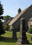 St Fillans Church Aberdour