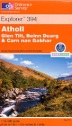 Atholl Explorer Map