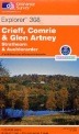 Crieff Explorer Map