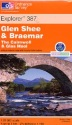 Glen Shee Explorer Map