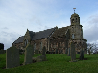 Leuchars Church