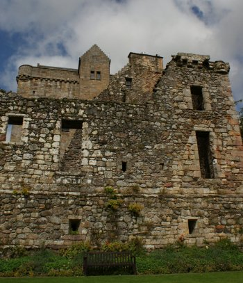 Castle Campbell Scotland