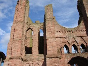 Arbroath Abbey Scotland