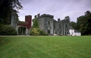 Armadale Castle Ruins Isle of Skye Photograph