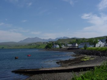 Carbost Isle Of Skye Scotland