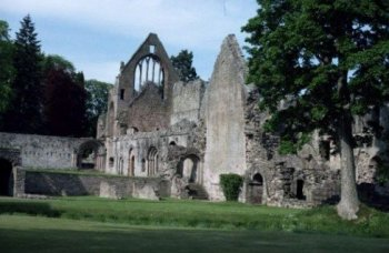 Dryburgh Abbey Scotland