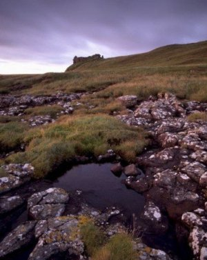 Duntulm Castle Isle of Skye Photograph