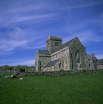 Iona Abbey Scotland