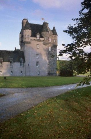 Photograph Castle Fraser Scotland