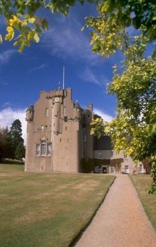 Photograph Crathes Castle Scotland