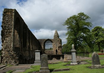 Photograph Dunfermline Palace Scotland