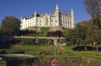 Photograph Dunrobin Castle Scotland