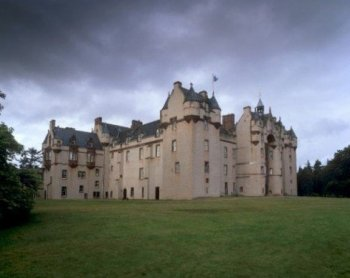 Photograph Fyvie Castle Scotland