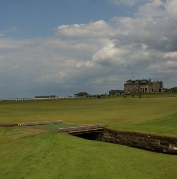 Photograph Swilcan Burn Old Golf Course St Andrews Scotland