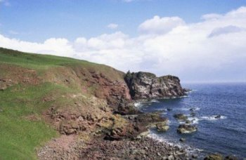 St Abbs Head Scotland