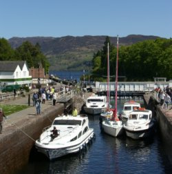 Tour Fort Augustus Scotland