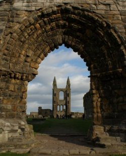 Tour St Andrews Cathedral