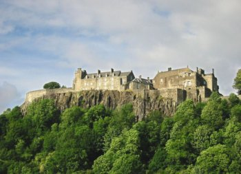 Tour Stirling Castle Scotland