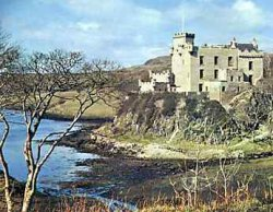 Dunvegan Castle Isle Of Skye Scotland