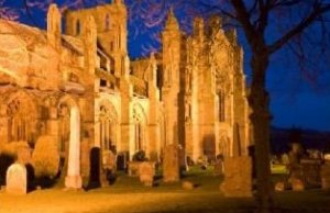 Scottish Borders Melrose Abbey Photograph