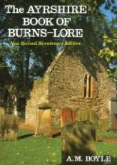 The Ayrshire Book of Burns Lore