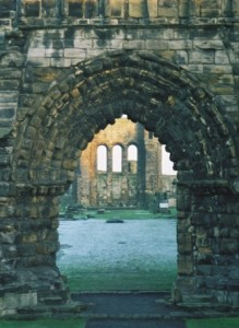St Andrews Cathedral Archway